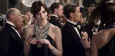 The Great Gatsby (2013) | Film Outtake: Elizabeth Debicki (Jordan Baker) on the set of Gatsby's party.