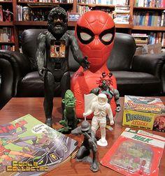 Weird toys via Cool & Collected