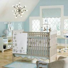 neutral nursery ideas...
