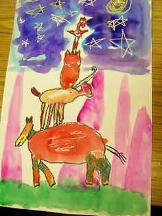 want to do a version of the Bremen Town Musicians
