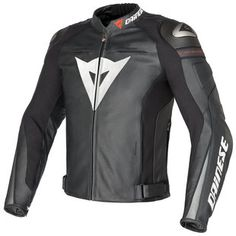 Dainese Super Speed Perforated Leather Jacket