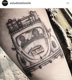 travel tattoo ideas - travel tattoo ideas - travel tattoo ideas tattoo for men tattoos tattoo tattoo japones tattoo tattoo traditional Auto Tattoo, Vw Tattoo, Beetle Tattoo, Car Tattoos, Sexy Tattoos, Sleeve Tattoos, Tattoos For Women, Tattoo Life, Tattoo Wallpaper