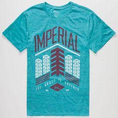 IMPERIAL MOTION Greener Grass Mens T-Shirt