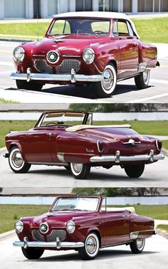 1951 Studebaker Commander State Convertible. Just a note here: Lysergic Acid Diethylamide was synthesized in 1938 and was not illegal until October 6th, 1966.