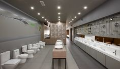 1000 Images About New Showroom Concepts On Pinterest Showroom Showroom Design And Bathroom