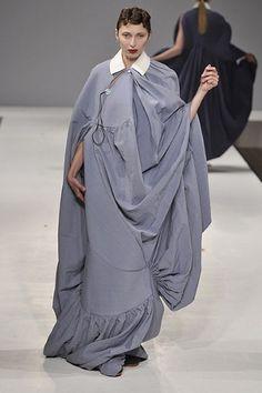 Jo Quio Ding, Central Saint Martins BA Honours Graduate fashion show.