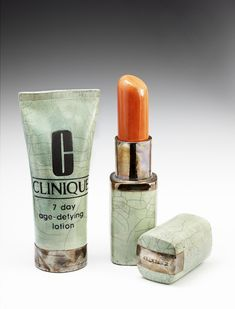 Karen Shapiro | Clinique Lipstick & Age Defying Lotion
