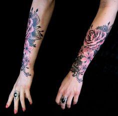 Примеры Tattoo Барокко | 117 фотографий