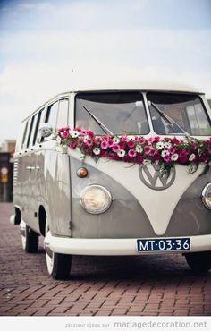 Idées décoration mariage style hippie et boho 4