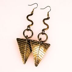 Egypt Earrings now featured on Fab.