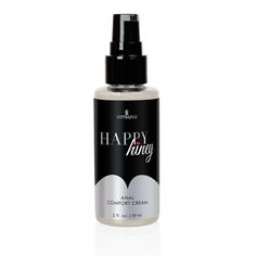 Keep your Hiney Happy and comfortable with your more adventurous play.  This cherry-scented cream was designed to be applied prior to anal penetration to help relax the muscles and slightly reduce friction.