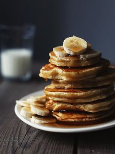 food banana pancakes