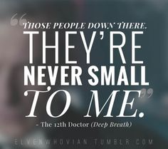 -The 12th Doctor (Deep Breath)