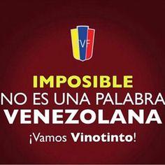 """Arriba #vinotinto #venezuela #futbol #copaamerica #copaamerica2015"""