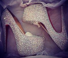 Pretty sure these were the shoes Theresa Caputo was wearing when I saw her live. Love her, love these shoes!