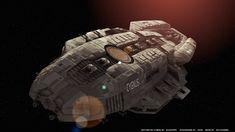 Battlestar Cygnus by Nova1701dms on deviantART