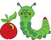 Die 197 Besten Bilder Von Raupe Schmetterling Day Care Preschool