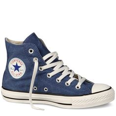 my two favorite things- jeans and converse. well done chuck taylor. Denim Converse, Blue Converse, Converse Sneakers, Converse All Star, High Top Sneakers, Custom Converse, Summer Sneakers, Classic Sneakers, Canvas Sneakers