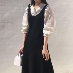 Korean Fashion – How to Dress up Korean Style – Designer Fashion Tips Korean Fashion Summer, Korean Fashion Dress, Korean Street Fashion, Korean Summer, Edgy Outfits, Modest Outfits, Fashion Outfits, College Fashion, School Fashion