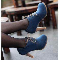Vogue Blue Rivets
