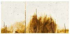 Isabel Matta :: Taller 99 :: punta seca Grabar Metal, Landscape, Abstract, Artwork, Painting, Atelier, Artists, Art, Summary