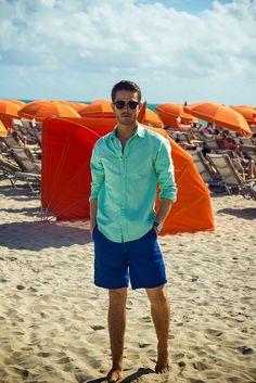 Men Summer Beach Fashion