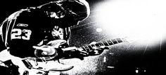 "Rick ""Jaz"" Hall playing his #Blues..."