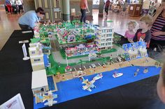 Lego Friends Cityscape | Flickr - Photo Sharing!