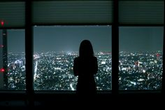 Image about girl in Night and City Lights by Shriya Disney Instagram, Instagram Girls, Alone Photography, Photography Ideas, Alone Girl, Girl Silhouette, Nail Art, Portraits, Foto Pose
