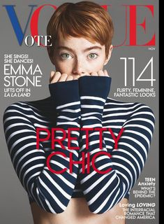 Editorial, Michaela, Billie Jean King, Lift Off, Vogue Us, Vogue Covers, Old Hollywood Glamour, Trends, Emma Stone
