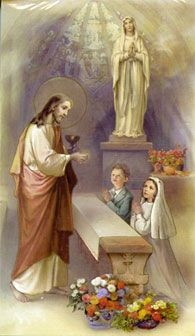 First Holy Communion Card for Boy or Girl (FC-03)