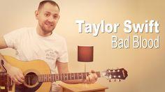 Taylor Swift - Bad Blood | Jake Weber Cover | 4K
