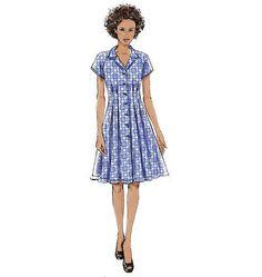 V8970 Misses' Dress | Very Easy