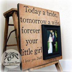 cute gift for father of the bride