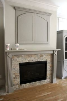 light gray walls with dark gray trim - Google Search
