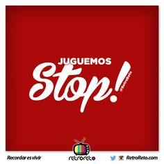 ¡Vamos a jugar STOP! Por la letra R. Visita: http://www.retroreto.com.ve/