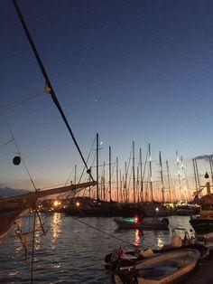 Night view-Bodrum/Turkey