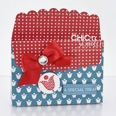 Image result for ideas for using the su scallop envelope die