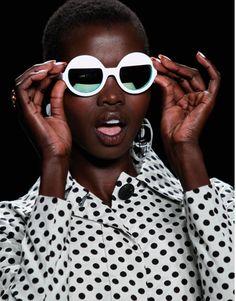 Desigual spring/summer 2014 Sunglasses