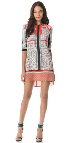 Clover Canyon Old Cow Hand Dress | SHOPBOP