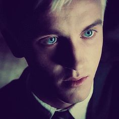 Tom Felton (OMG! His eyes!)