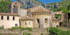 Abbaye de Gellone, Saint Guilhem le Désert - Hérault, le Languedoc