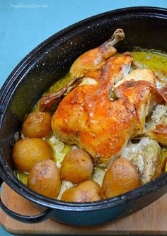 One Pot Meal, Coconut Lime Chicken