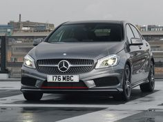#Mercedes adds ECO diesels to A-Class and B-Class