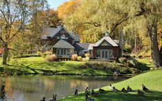 America's Best Hotels for Fall Colors: Stonover Farm, Lenox, MA