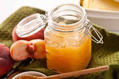 Dżem brzoskwiniowy z nutą wanilii #smacznastrona #poradyTesco #przepisyTesco #brzoskwinie #dżem #wanilia #sweet #yum