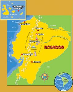 Ecuador Sightseeing Guide | TIME For Kids