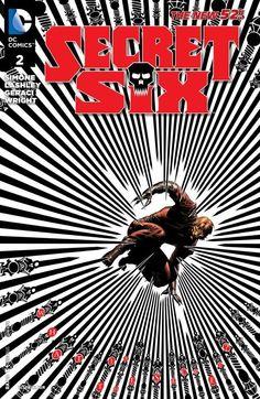 SECRET SIX #2 | DC Comics