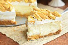 Lemon Oreo Cheesecake 4