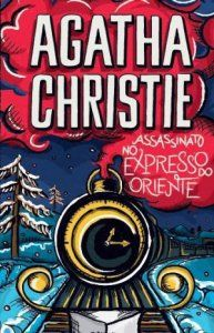 agatha christie assassinato no expresso do oriente capa dura
